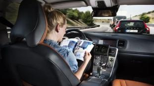 A bűnözőknek kedvezhet a sofőr nélküli autó
