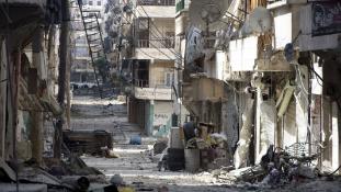 Török-orosz vita: bombáztak-e kórházakat az oroszok Aleppóban?