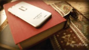 ArmPhone: Vadiúj okostelefon a Kaukázusból