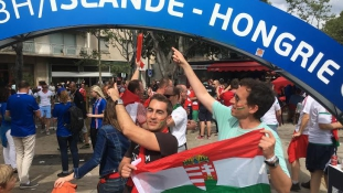 Nem felejti a magyar szurkolókat Marseille