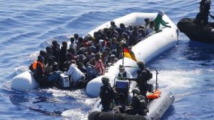 Minden eddiginél többen jönnek a Líbia-Olaszország útvonalon