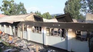Diákok gyújtották fel a kollégiumukat, mert nem nézhették az Eb-meccseket