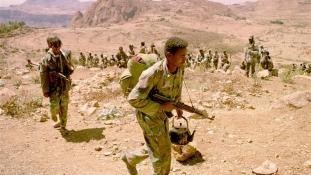 Harcok robbantak ki Eritrea és Etiópia között