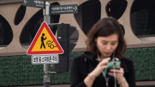 Fel a fejjel – Szöuli kampány a mobilosokért