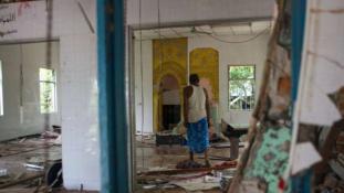 Buddhisták támadták meg a muszlim mecsetet