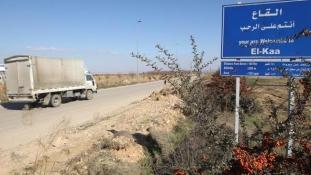 Öngyilkos merényletek a libanoni-szíriai határon