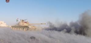 Exkluzív tudósítás a frontról, Kurdisztánból