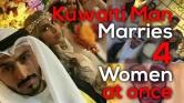 Egy esküvő, négy feleség – egy napon vett el négy nőt egy kuvaiti férfi