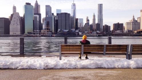 Pillantás Manhattan-re