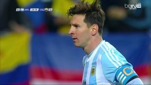 Messi: búcsú a válogatott meztől