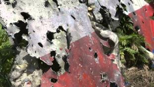 Újabb bizonyíték – Buk rakéta okozta a maláj gép vesztét