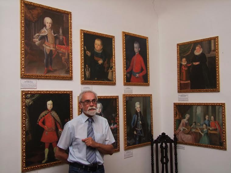 Dr. Varga Kálmán a könyv szerzője