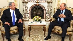Miről tárgyal harmadszor szeptember óta orosz földön Izrael kormányfője?