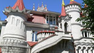 Ilyet még nem láttál: mesebeli kastélyok Oroszországban