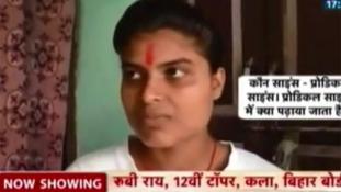 Puskázás miatt zártak börtönbe egy diáklányt Indiában