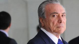 Brazil válság újratöltve – az ügyvivő elnök is benne lehetett a botrányban