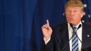 Ledisznózták Trumpot saját pártja rendezvényén