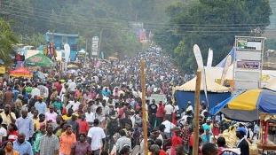 Kivégzett keresztényekre emlékeztek Ugandában