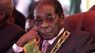 Ilyen elképesztő luxusban él Robert Mugabe