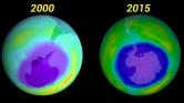 Jó hír – csökkenni kezdett az ózonlyuk mérete