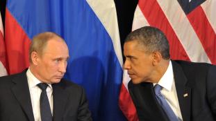 Szíriáról telefonált Obama és Putyin