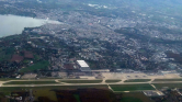 Gigantikus összegbe került a genfi reptérnek egy féltékeny feleség
