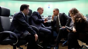 Az amerikai elnök támogatásáról biztosította Erdogant