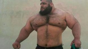 Reszkethet az Iszlám Állam: harcba száll az iráni Hulk