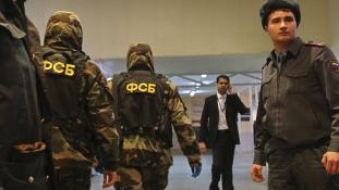 Több mint 220 öngyilkosjelölt merénylőt figyel az orosz titkosszolgálat