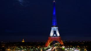 Bánatos búcsú az Eb-től – Ma zárva az Eiffel-torony
