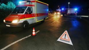 Fejszével támadott egy német vonaton egy afgán férfi