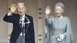 Akkor most mi is a helyzet a japán császárral?