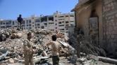 Aleppó ostromának leállítására kérik Aszadot