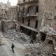 Megkezdődött az exodus az ostromlott Aleppóból