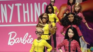 Barbie is készül az elnökválasztásra
