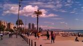 Halottszámláló a spanyol strandon