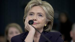 Már biztos: nem indul eljárás Clinton ellen