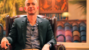 Az Amazon főnöke lett a világ harmadik leggazdagabb embere