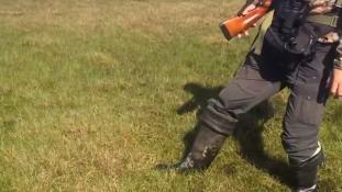 Miért bugyog az orosz talaj? – videó