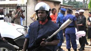Rendőröket küld az ENSZ Burundiba