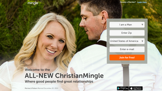 christian társkereső barátság