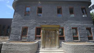 Ilyen az első 3D ház Pekingben