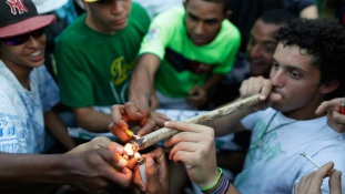 Marihuánával várják a turistákat Jamaicán