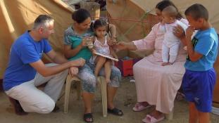 Irakban segítik a menekülteket – interjú az Erbilben képviseletet nyitott magyar ökumenikusok munkájáról
