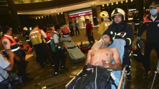 Fokozott biztonsági intézkedések a tajpeji robbanás után