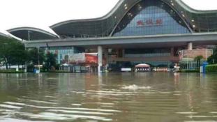 Velencévé változott egy kínai város