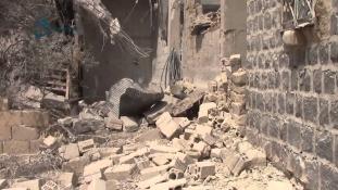 Gyerekeket bombáztak a tűzszünet idején