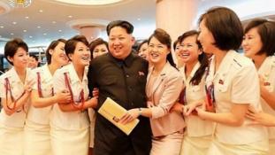 Nem ismerik a zaklatást Észak-Koreában