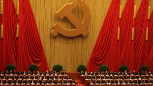 Fontos főnök lógott felakasztva a parkolóban Pekingben