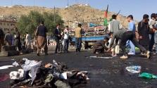 Az Iszlám Állam azt állítja: ő rendezett vérfürdőt Kabulban
